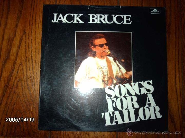 JACK BRUCE - SONGS FOR A TAILOR (Música - Discos - LP Vinilo - Rock & Roll)