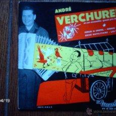 Discos de vinilo: ANDRE VERCHUREN - PERLES DE CRISTAL + 3. Lote 39483038