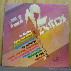 Discos de vinilo: LA BRIGADA - LOS 12 ÉXITOS - LP OLYMPO - L-350 - ESPAÑA 1975. Lote 39446023