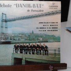 Discos de vinilo: OCHOTE DANOAK-BAT DE PORTUGALETE 1964 EP COLUMBIA SCGE 80803 EUSKERA EUZKERA EUZKADI. Lote 39447762