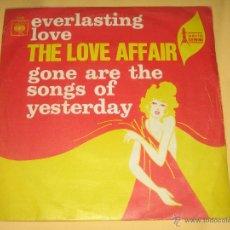 Discos de vinilo: THE LOVE AFFAIR - ED. ESPAÑOLA 1968. Lote 39533472