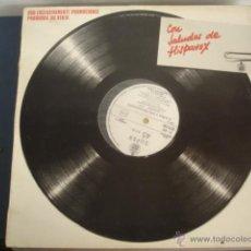 Discos de vinilo: ALASKA Y LOS PEGAMOIDES BAILANDO PROMO MUY RARO!!! PARA COLECCIONISTA. Lote 39468303