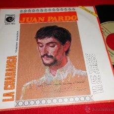 Discos de vinilo: JUAN PARDO LA CHARANGA/ YA SE ACABO 7 SINGLE 1969 NOVOLA . Lote 39493177