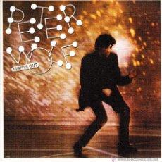 Discos de vinilo: PETER WOLF-LIGHTS OUT + POOR GIRLS HEART SINGLE VINILO 1984 PROMOCIONAL SPAIN. Lote 39502883