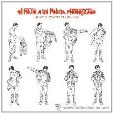 Discos de vinilo: LP EL MATO A UN POLICIA MOTORIZADO EL NUEVO MAGNETISMO VINILO ARGENTINA. Lote 136388397