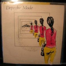 Discos de vinilo: DEPECHE MODE. DREAMING OF ME. C/W. ICE MACHINE. SINGLE. MUTE RECORDS. Lote 118468208