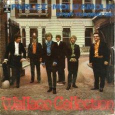 Discos de vinilo: SG WALLACE COLLECTION : PARLEZ-MOI D´AMOUR + STOP TEASING ME . Lote 39510649
