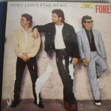 Discos de vinilo - HUEY LEWIS AND THE NEWS FORE! - 39522304