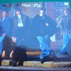 Discos de vinilo: NEW KIDS ON THE BLOCK- HITS- LP. Lote 39527324