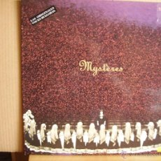Discos de vinilo: THE BULGARIAN STATE FEMALE CHOIR .... MYSTERES. Lote 39528944
