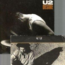 Discos de vinilo: 4 SINGLES DE U2 . Lote 39531586
