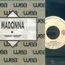 Discos de vinilo: MADONNA HANKY PANKY (EDICIÓN ESPAÑOLA). Lote 39532712
