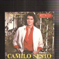 Discos de vinilo: CAMILO SESTO. Lote 39544090