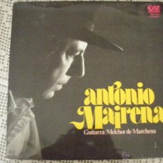 Discos de vinilo: ANTONIO MAIRENA GUITARRA DE MELCHOR DE MARCHENA.. Lote 39560801