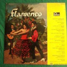 Discos de vinilo: FLAMENCO. VARIOS AUTORES. FONTANA. Lote 39866715
