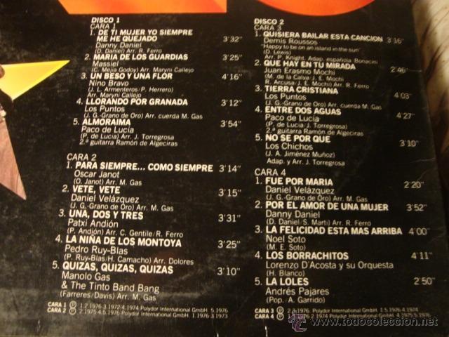 Discos de vinilo: DISCO LP - Foto 2 - 39568281