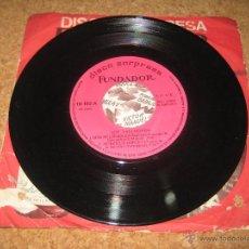 Discos de vinilo: LOS VALLDEMOSA EP FUNDADOR OJOS DE ESPAÑA. Lote 39571183