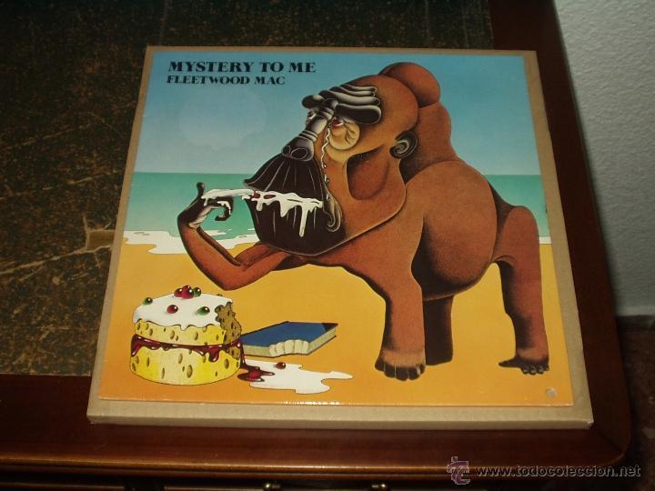 FLEETWOOD MAC LP MYSTERY TO ME (Música - Discos - LP Vinilo - Pop - Rock Extranjero de los 50 y 60)