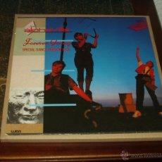 Discos de vinil: ALPHAVILLE MAXI SINGLE FOREVER YOUNG RARE. Lote 39572018