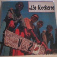 Discos de vinilo: LOS ROCKEROS VOL.2- DISCOGRAFIA COMPLETA- Hª MUSICA POP Nº 92. Lote 39575493