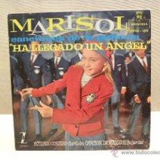 Discos de vinilo: MARISOL ESTANDO CONTIGO. Lote 39576956