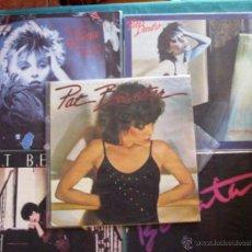 Discos de vinilo: LP VINILO 5 UNIDADES DE PAT BENATAR. Lote 39603345