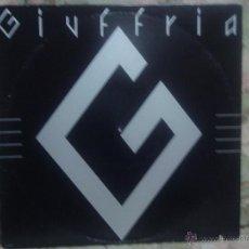 Discos de vinilo: GIUFFRIA - GIUFFRIA - ALBUM DEBUT 1984 CON CRAIG GOLDY. Lote 39615221