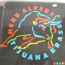 Discos de vinilo: HERB ALPERT & TIJUANA BRASS BRAVIO (BULLISH). Lote 39620698