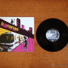 Discos de vinilo: BANANAS - LITIO A 6M BAJO EL SUELO (10' 2002 GRAM) (ESCUCHA MP3 ANUNCIO). Lote 37206359