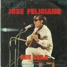 Discos de vinilo: JOSE FELICIANO SINGLE SELLO RCA VICTOR AÑO 1971. Lote 39635589