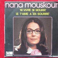 Dischi in vinile: NANA MOUSKOURI. Lote 39641272