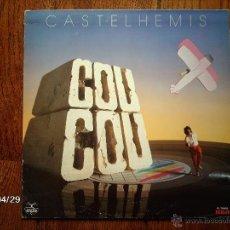 Discos de vinilo: CASTELHEMIS - COUCOU. Lote 39642192