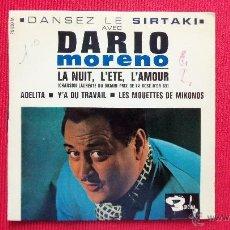 Discos de vinilo: DARIO MORENO. Lote 39656346