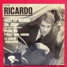 Discos de vinilo: RICARDO CERATTO. Lote 39656876