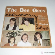 Discos de vinilo: THE BEE GEES - WORLD + 3 EP 1970. Lote 39661113