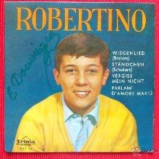 Discos de vinilo: ROBERTINO - SOBRE 1960. Lote 39697380