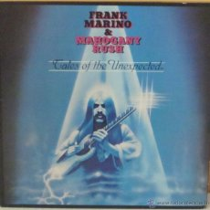 Discos de vinilo: FRANK MARINO & MAHOGANY RUSH - TALES OF THE UNEXPECTED EDIC. HOLANDESA - C B S - 1979. Lote 39706237