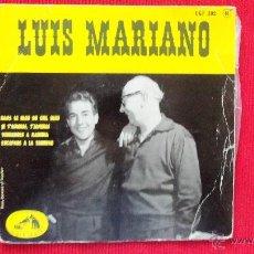 Discos de vinilo: LUIS MARIANO. Lote 39834416