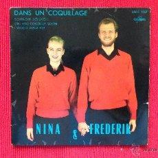 Discos de vinilo: NINA & FREDERIK. Lote 39850431