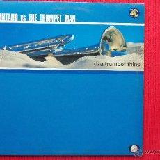 Discos de vinilo: MONTANO VS THE TRUMPET MAN. Lote 228868465