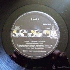 Discos de vinilo: EP VINILO BLACK EXITO AÑOS 80 BLACK - WONDERFUL LIFE. Lote 39642277