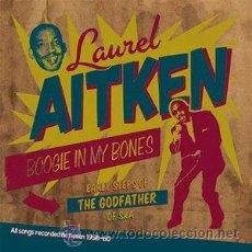 Discos de vinilo: LAUREL AITKEN - BOOGIE IN MY BONES (LP). Lote 195160830
