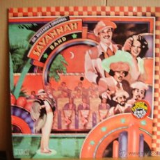 Discos de vinilo: DR.BUZZARD´S ORIGINAL SAVANNAH BAND ---- SAME. Lote 39646450