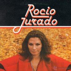 Discos de vinilo: ROCÍO JURADO 1977 COLUMBIA CPS 9554. Lote 39649389