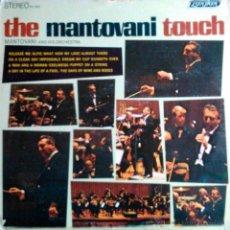 Discos de vinilo: MANTOVANI, THE MANTOVANI TOUCH - LP USA. Lote 39650037
