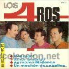 Discos de vinilo: LOS 4 ROS EP SELLO BELTER AÑO 1966. Lote 39654909