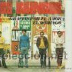 Discos de vinilo: LOS BRINCOS SINGLE SELLO NOVOLA AÑO 1968. Lote 39654963