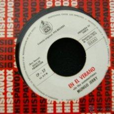 Discos de vinilo: MUNGO JERRY-EN EL VERANO -BLUES IMAGE-CABALGA CAPITAN CABALGA-SINGLE PROMOCIONAL. Lote 39667135