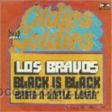 Discos de vinilo: LOS BRAVOS SINGLE SELLO DECCA EDITADO EN ALEMANIA. Lote 39655325