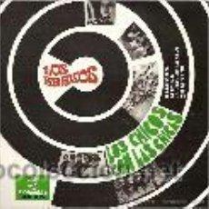 Discos de vinilo: LOS BRAVOS EP SELLO COLUMBIA AÑO 1967. Lote 39655356